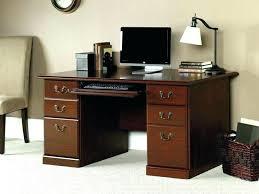 Slim Computer Desk Locking Computer Desk Bethebridge Co