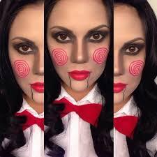 Saw Costume Diy Saw Makeup Mugeek Vidalondon