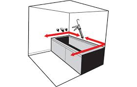 how to caulk your bathtub neatly diy home