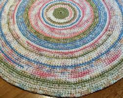 Custom Made Area Rugs Rug Crochet Rug Made To Order Rug Custom Made Rug Floor