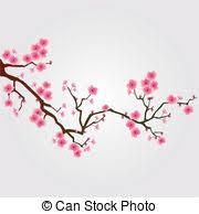 cherry tree clipart and stock illustrations 9 742 cherry tree