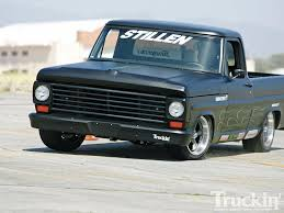 Vintage Ford F100 Truck Parts - 2011 throwdown performance truck competition 1967 ford f100