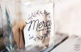 urne de mariage stickers merci pour urne de mariage chêtre de 12 à 25 cm la