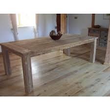 Reclaimed Teak Taplock M Dining Table Sustainable Furniture - Reclaimed teak dining table and chairs
