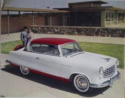 rambler car for sale 1955 nash rambler information and photos momentcar