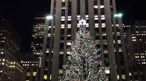 rockefeller center christmas tree in new york city 2012 nyc