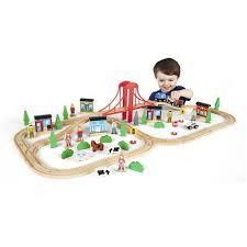 Imaginarium Mountain Rock Train Table Imaginarium 100 Piece Mountain Rock Train Table Toys