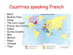 French Language Countries - 100 french speaking countries in canada history of the