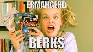 Berks Girl Meme - ermahgerd berks with irma gerd berks episode 1 der merm