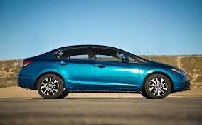 use car honda civic 2013 honda civic ex test motor trend