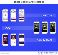 what is ionic web and mobile application development company