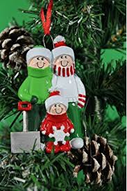 personalized tree decoration ornaments bed heads family