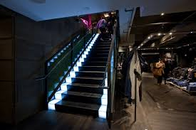 Interior Stair Lights Hennessy Lighting Design Lighting