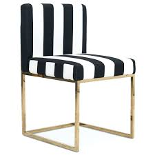 Striped Dining Chair Slipcovers Dining Chairs Black And White Dining Room Chair Covers Black And