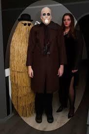 Adam Family Halloween Costumes Creepy Uncle Fester Addams Family Costume Fancy Dress Halloween