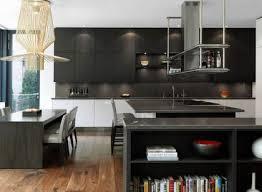 cuisine ouverte sur s駛our amusant cuisine ouverte design id es de d coration cour arri re by