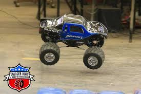 bigfoot 3 monster truck monster x bigfoot u2013 pro modified trigger king rc u2013 radio