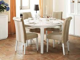small white dining table round dining table sets modern round dining room table dining inside