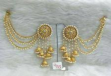 new jhumka earrings indian jhumka earrings ebay