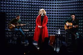 adele save thanksgiving on snl time