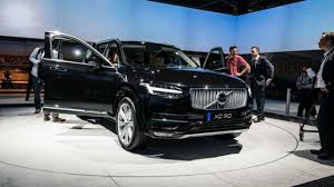 what is the latest volvo commercial about this is the brand new volvo xc90 top gear