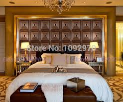 Soundproof Interior Walls Interior Wall Panels Soundproof Hotel Luxury 3d Wall Decoration In