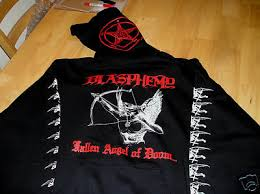 popsike com blasphemy fallen angel of doom hoodie beherit