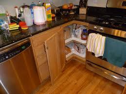 kitchen organizer blind corner cabinet solutions creative