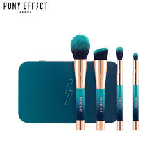 travel pony images Beauty box korea pony effect mini magnetic brush set 4ea case jpg