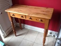 shabby chic console table no 01 touch the wood