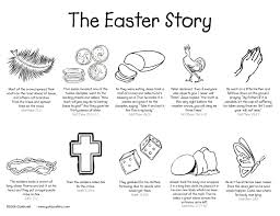 religious easter coloring pages download print free