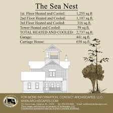 House Specs by Florida Architects Watersound Watercolor Rosemary Beach