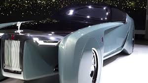 rolls royce sprinter rolls royce give vision of the future with concept car aol uk cars