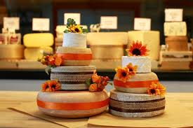 wedding cake made of cheese houston cheese plates and cheese trays catering houston dairymaids