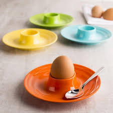 egg plate ksp colour melamine egg cup plates set of 4 multi colour