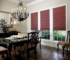 curtain ideas for dining room dinning white shades kitchen window coverings formal dining