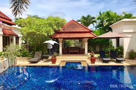 sai taan 4 bedroom private pool villa for sale idealtropical com