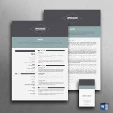 Modern Resume Samples by Modern Resume Template Cv Template Resume Templates Creative