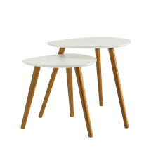 Martini Side Table by End Tables Accent Tables Bellacor