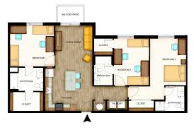 flooring plans housing and residence floor plans wichita state