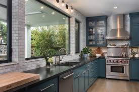 blue kitchen cabinets with granite countertops black granite countertop and cabinet pairings bethel ct