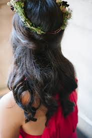 hair for weddings how to simple half up half wedding hair a practical wedding