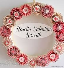valentines wreaths 55 diy s day wreaths to welcome the wind of