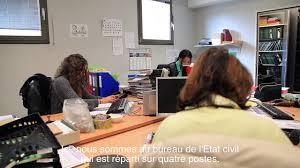 bureau de l 騁at civil vidéo dans les coulisses de l accueil épisode 5 l état civil