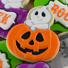 Halloween Pumpkin Sugar Cookies - 194 best iced halloween fall and thanksgiving iced sugar cookies