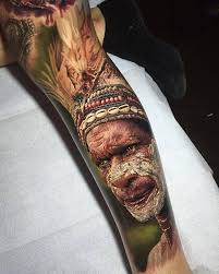 this new tattoo by steve butcher is the most realistic tattoo i