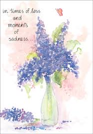 saddened by a recent sympathy cards condolence cards and