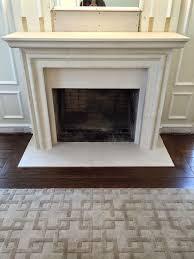 akgoods limestone fireplace mantel
