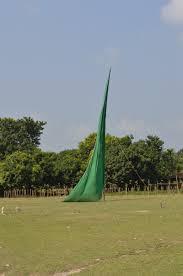 Muslim Flag Muharrum Violence Ripped Through Kaligram Air During Durga Puja