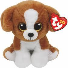 snicky brown dog beanie babies ty beanie babies beanie boos